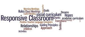 Responsive Classroom Wordle