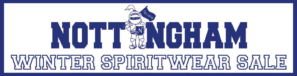 Nottingham Spirit Wear Sale