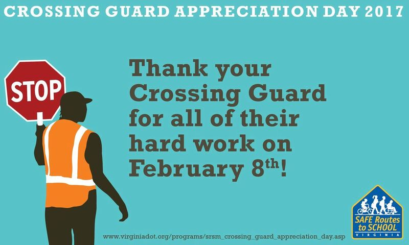 Crossing Guard Appreciation Day