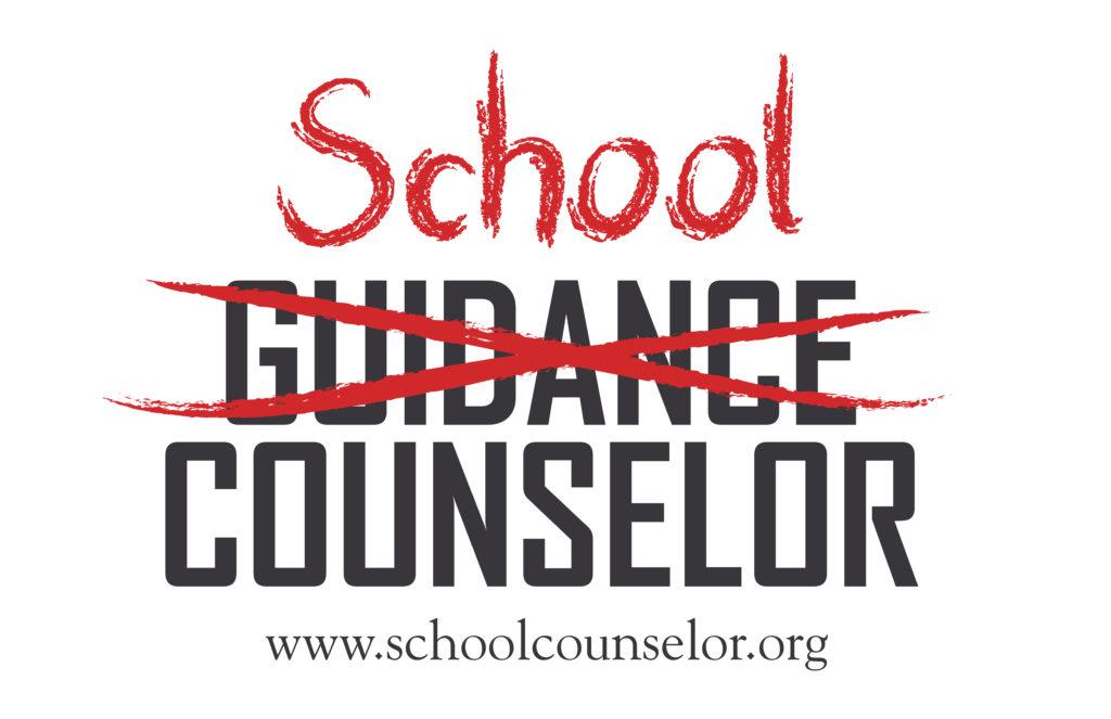 National School Counselor Week Logo