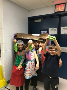 2017 Odyssey of the Mind Competition