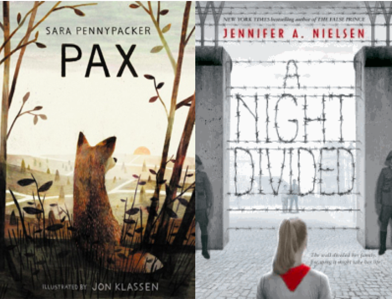 A Night Divided' wins March Book Madness! - Nottingham