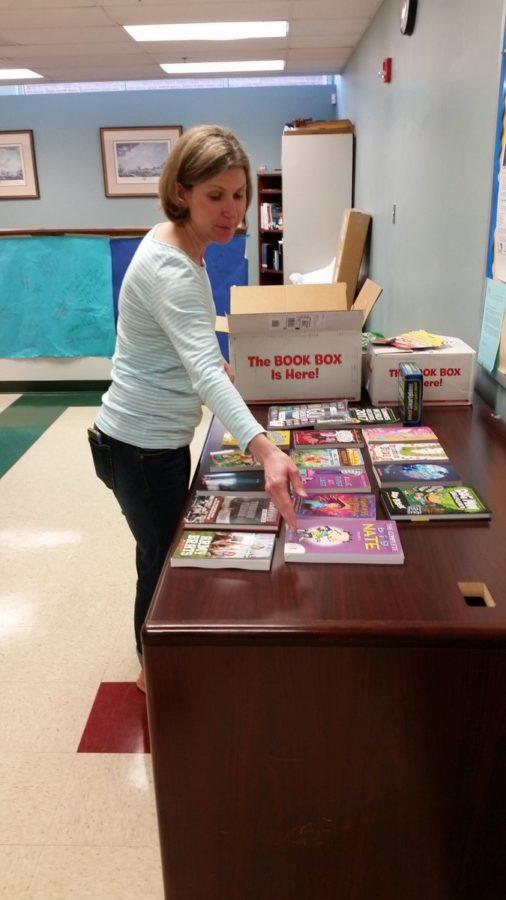 volunteer book fair