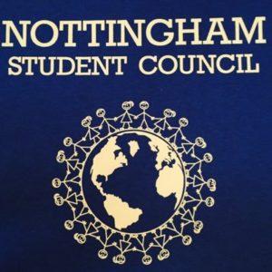Nottingham Student Council Banner