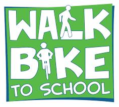Bike & Walk to School Day Logo