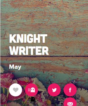 Knight Writer May