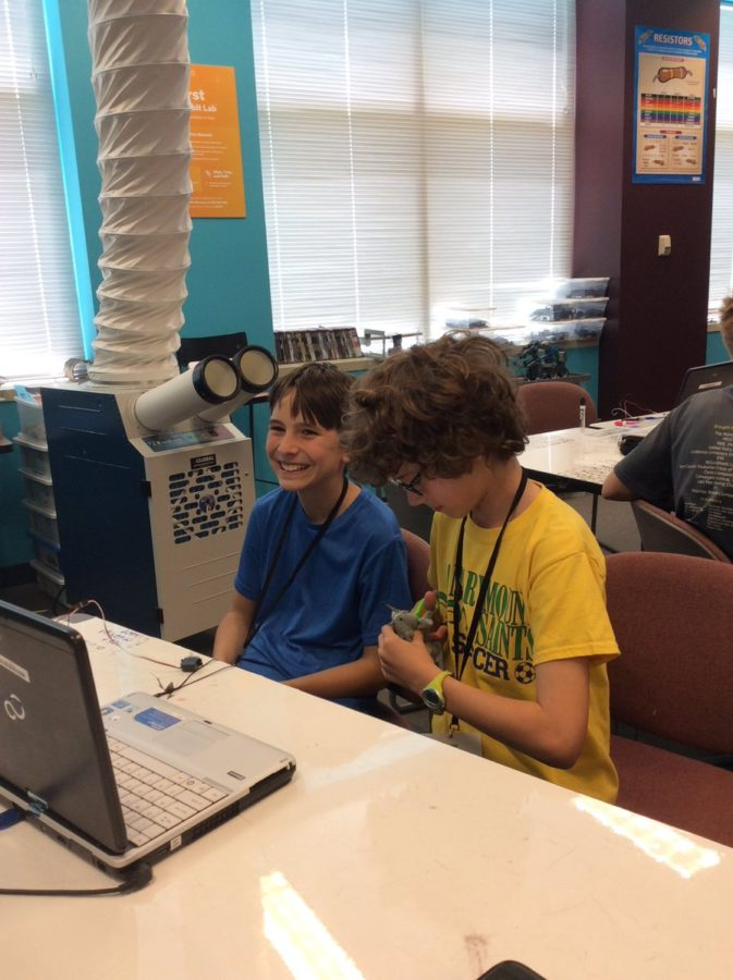 Fifth Graders Code