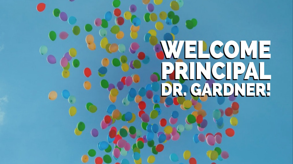 Read Dr. Gardner's Welcome Message