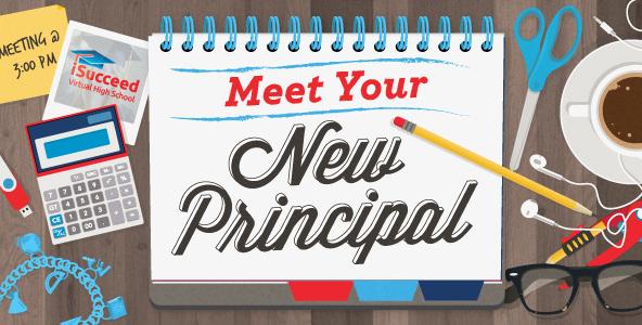 Meet Principal Sign