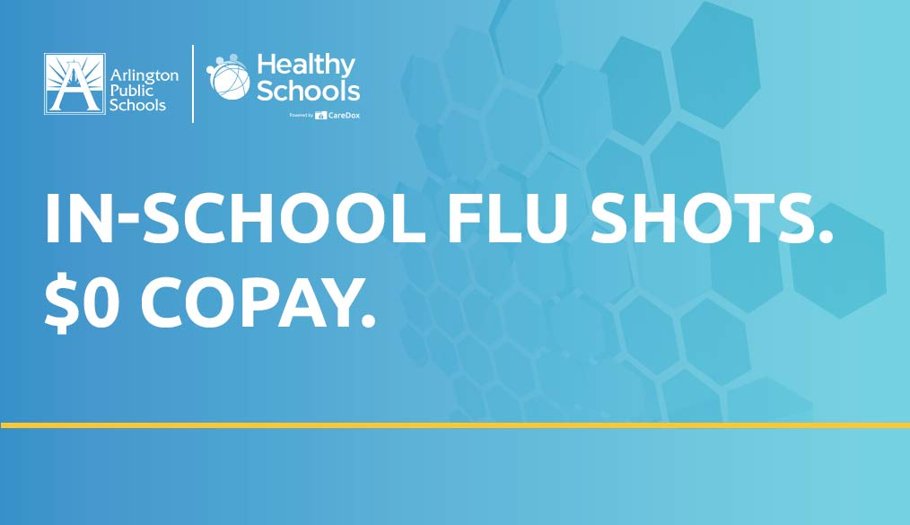 Free Flu Shots for All APS Students