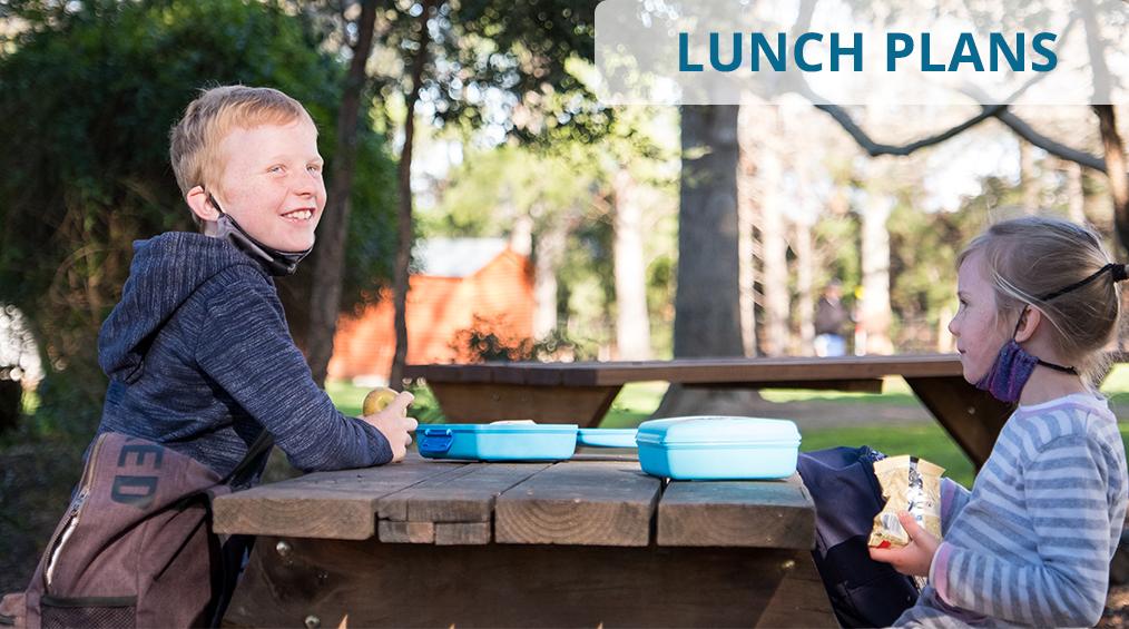 Kế hoạch ăn trưa cho năm 2021-22